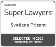 Super Lawyers Svetlana Prizant