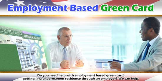 employment based green card