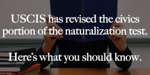 USCIS Civics Test Naturalization Interview