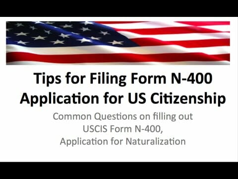 What do i need to send citizenship application?