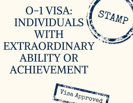O-1 Visa Lawyer in Queens